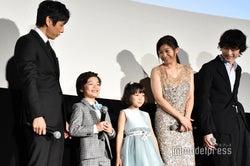 西島秀俊、斎藤汰鷹、稲垣来泉、篠原涼子、坂口健太郎 (C)モデルプレス