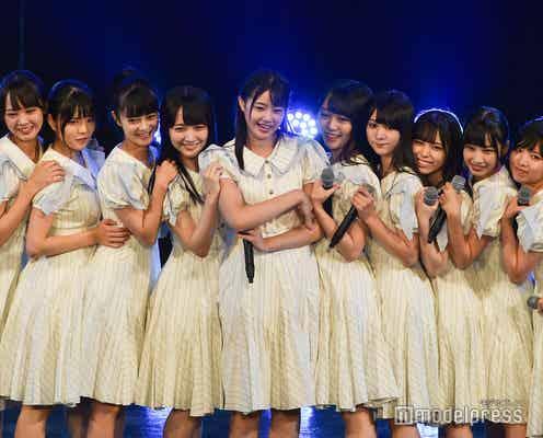 STU48、武道館公演を1時間繰り上げ開催 緊急事態宣言の発令受け