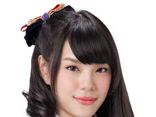 海外グループBNK48注目のキャプテン・CHERPRANG(チャープラン)、初ランクイン「みんなを愛しています」<第10回AKB48世界選抜総選挙>