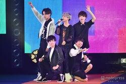 次世代イケメンBOYSグループ・XOX、メジャーデビュー曲初披露 大舞台で堂々パフォーマンス