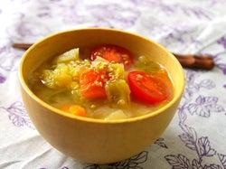炊飯器で一発完成♪「体質改善スープの素」の作り方とアレンジレシピ