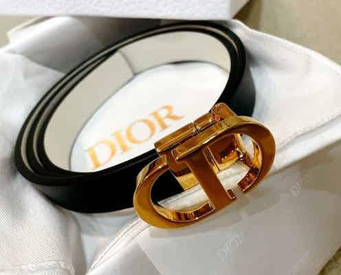 渡辺美奈代、一目惚れで購入した『Dior』のアイテムを公開「ジーンズなどに合わせたい」