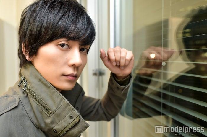 モデルプレスのインタビューに応じた山村隆太(C)モデルプレス