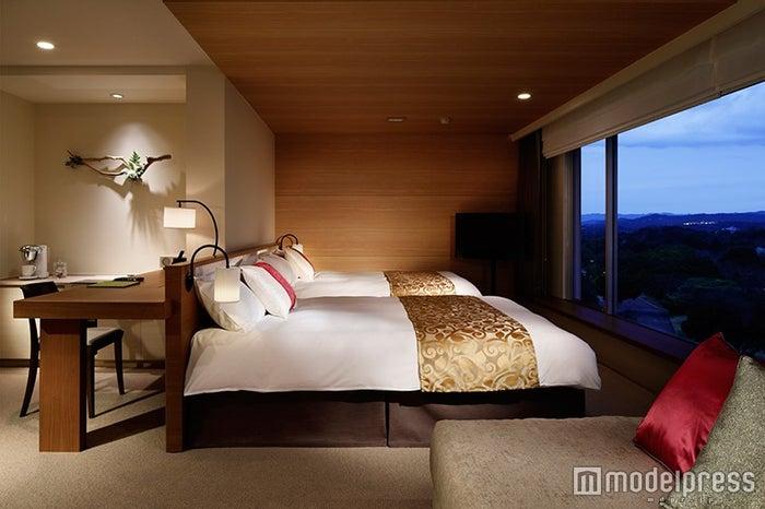 客室一例「プレミアデラックルーム」/画像提供:三井不動産