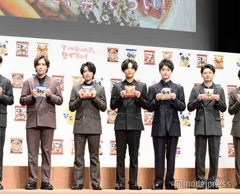 Kis-My-Ft2藤ヶ谷太輔&玉森裕太、メンバー集結ににっこり「わちゃわちゃします」