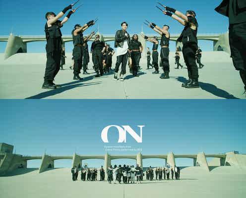 """BTS、""""運命を受け入れ前進していく"""" 新アルバムリード曲「ON」壮大スケールのMVが話題"""
