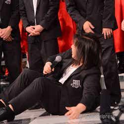 ふざけるゆりやんレトリィバァ/吉本坂46「泣かせてくれよ」発売記念イベント(C)モデルプレス