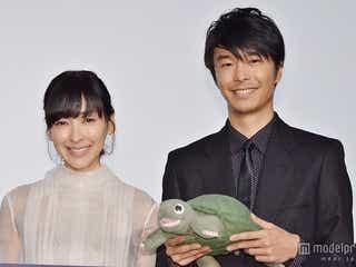 麻生久美子&長谷川博己、愛を語る