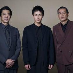 中川大志・堤真一・SABU監督:映画『砕け散るところを見せてあげる』インタビュー