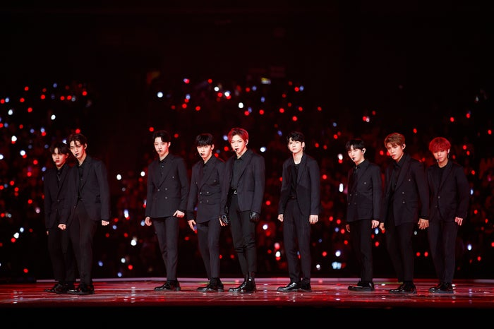 「2018 MAMA in Japan」の様子(C)CJ ENM Co.,Ltd,All Rights Reserved