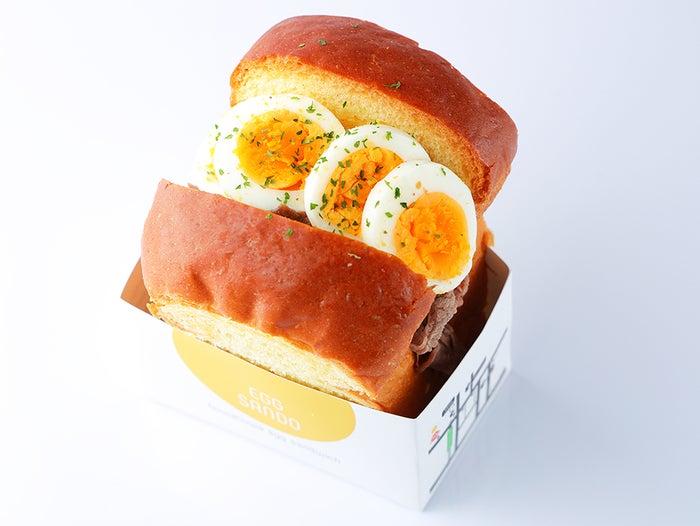 スクラブルエッグトースト/画像提供:YOPU