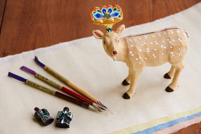 奈良の伝統工芸・作品/画像提供:中川政七商店