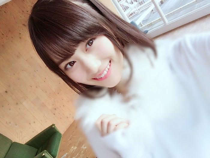 乃木坂46の3期生山下美月(乃木坂463期生公式ブログより)