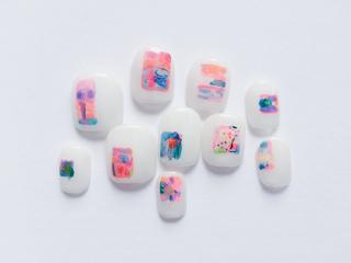 指先からかかる魔法。あなたの毎日をキラキラ輝かせてくれるネイルサロン「nail atelier りぼん」