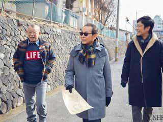 大河主演の堺雅人が、真田家の本拠地・上田市をタモリ&鶴瓶と散策