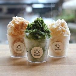 「茶氷フェス」静岡で初開催、甘くほろ苦いアイディア茶氷を食べ比べ