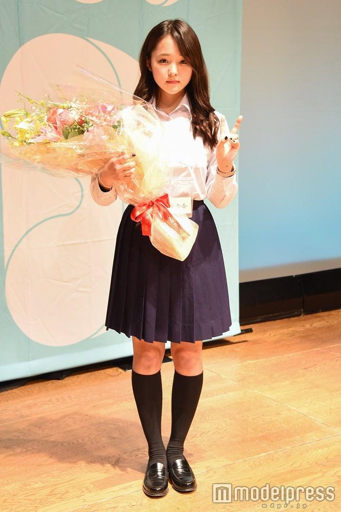 「ミスiD2017」グランプリに輝いた武田杏香さん(C)モデルプレス