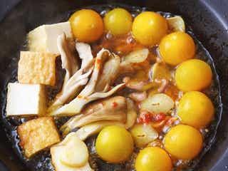 【簡単&映えレシピ】和の食材が意外とマッチする和風アヒージョ