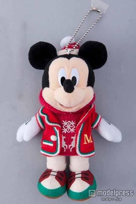 TDL:ぬいぐるみバッジ(¥1600)/ミッキー(C)Disney