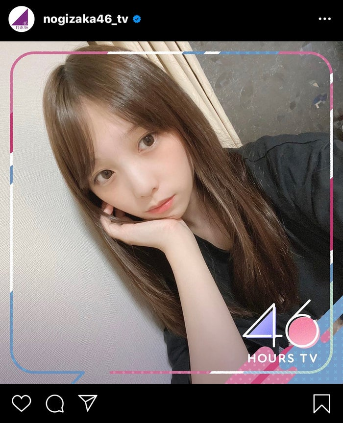 与田祐希(C)AbemaTV,Inc.