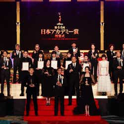 モデルプレス - <第44回日本アカデミー賞/結果まとめ>「ミッドナイトスワン」が最優秀作品賞 「Fukushima 50」最多6冠