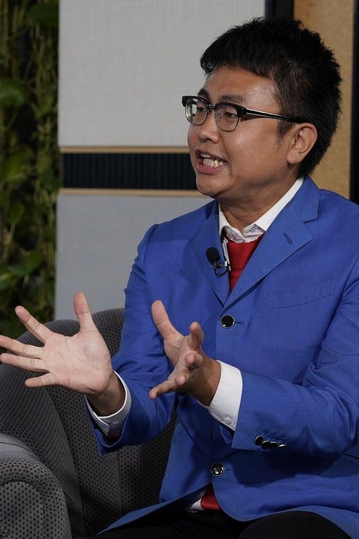 銀シャリ橋本直(写真提供:関西テレビ)
