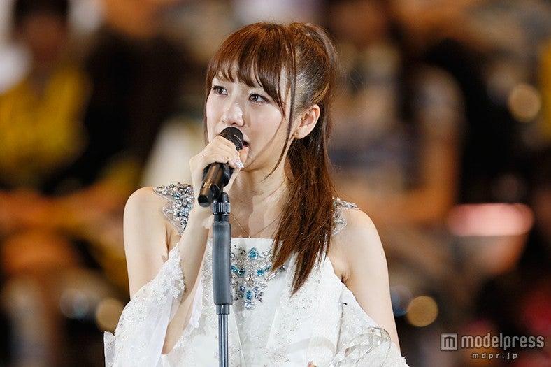 高橋みなみ、順位発表<第7回AKB48選抜総選挙>(C)AKS【モデルプレス】