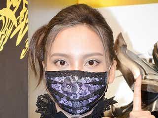 ざわちん、秋元才加風メイクを披露 共演者も「ご本人そっくり」と驚嘆