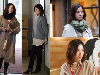 """「知らなくていいコト」吉高由里子演じるケイトのファッションに熱視線 """"動きやすいのにきれい""""を叶える3つの法則"""