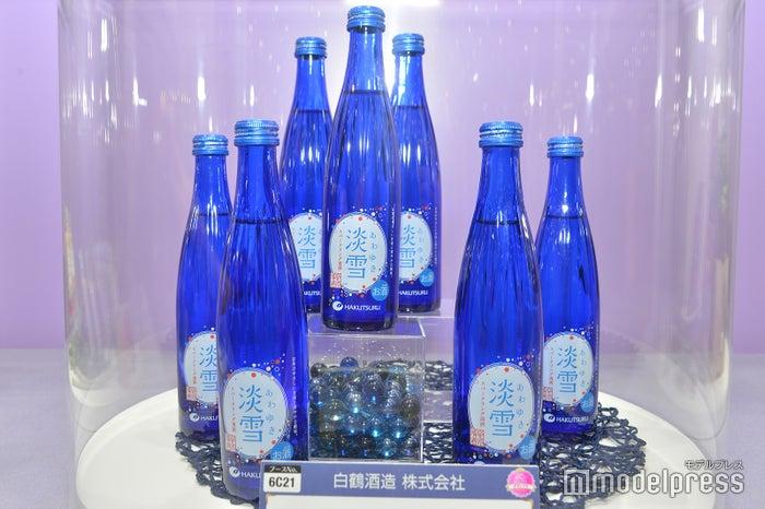 白鶴酒造株式会社「白鶴 淡雪スパークリング」(C)モデルプレス