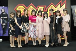"HKT48、初の映画祭開催 豪華共演者に""泣きそうなほど緊張""エピソード語る"