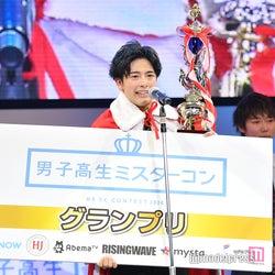 新原泰佑/2018グランプリ (C)モデルプレス