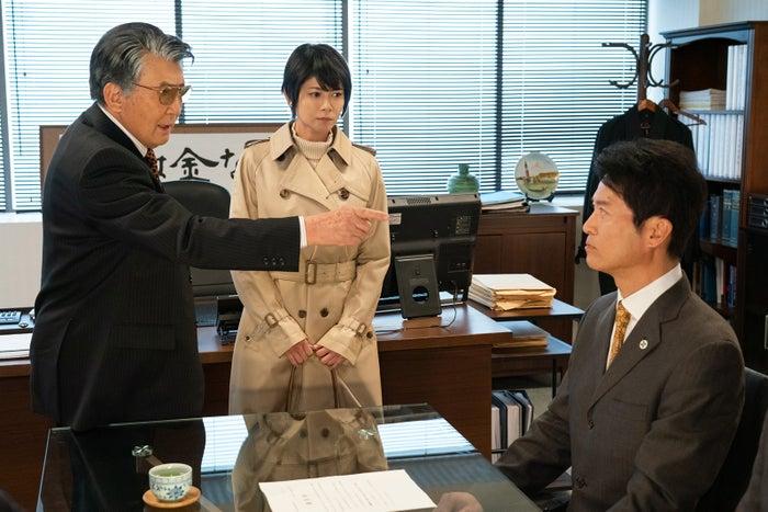 「よつば銀行 原島浩美がモノ申す! ~この女に賭けろ~」第2話より(C)テレビ東京