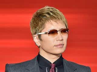 GACKT、「東京国際映画祭」で圧倒的オーラ ファンの歓声に応える