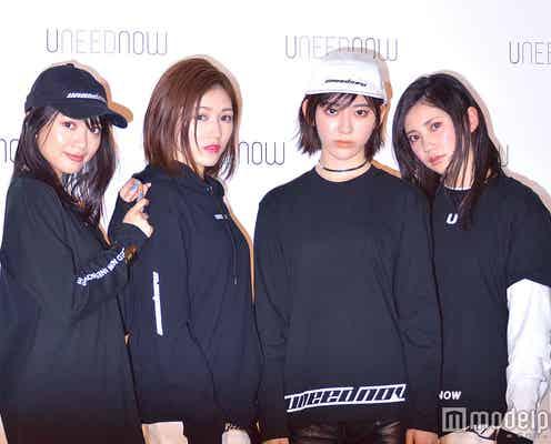 AKB48グループ公認のファッションブランドが誕生<ビジュアル選抜一覧>