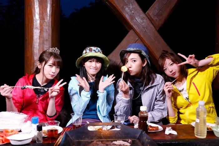 第1回放送「大自然をガマンしない!」(C)「NOGIBINGO!10」製作委員会