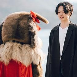 吉田伶香、綱啓永「恋とオオカミには騙されない」第12話より(C)AbemaTV, Inc.