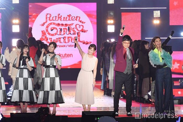 「Rakuten GirlsAward 2019AUTUMN/WINTER」フィナーレ (C)モデルプレス