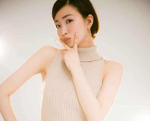 岡崎紗絵、ボディコン・アムラー・コンサバ…あるゆる時代のスタイル披露