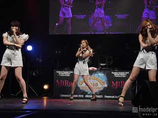 """注目のギャルアイドル""""GALDOLL""""、ファン熱狂ステージで渋谷を沸かす"""