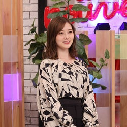 白石麻衣(C)関西テレビ