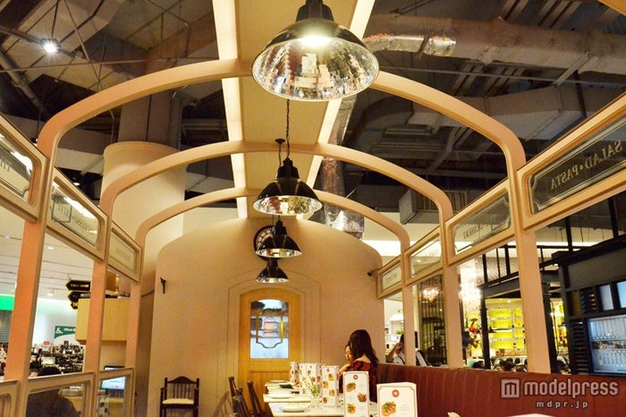 「Kloset Cafe」内観