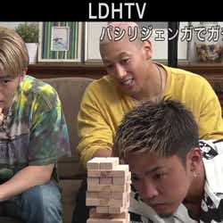 GENERATIONS from EXILE TRIBE『パシリジェンガでガチ対決!後編』より(画像提供:LDH JAPAN)