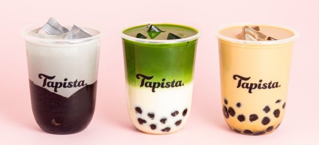 「Tapista(タピスタ)」/画像提供:Tapista