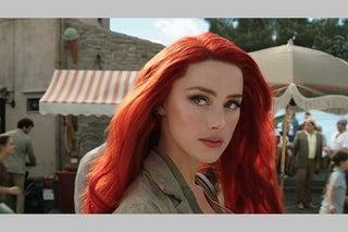 DC映画『アクアマン』最強ヒロインのメラを演じたアンバー・ハードの魅力に迫る
