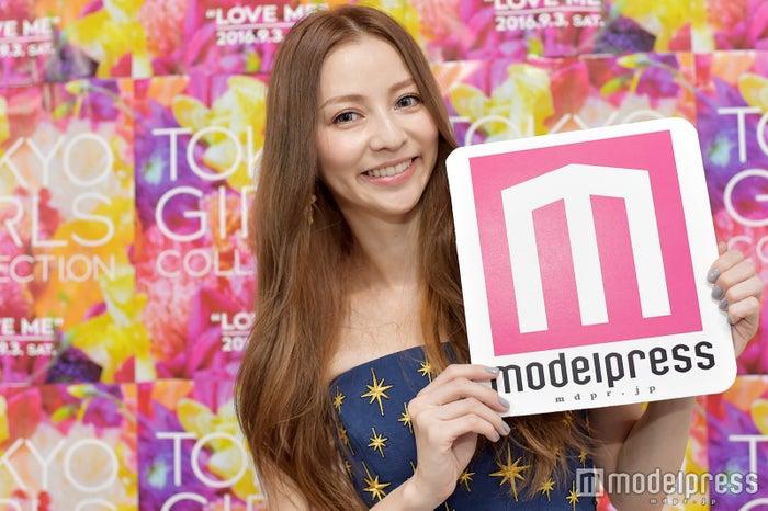 モデルプレスのインタビューに応じた香里奈(C)モデルプレス