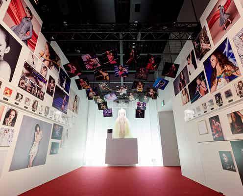 安室奈美恵、25年間の軌跡を辿る空間が渋谷に出現、ファン感涙の展示内容とは