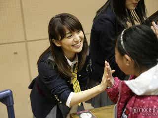 大島優子、「悲しさに胸が痛みました」