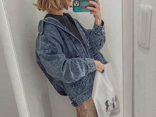 デニムジャケット&シャツの大人っぽ着こなし術