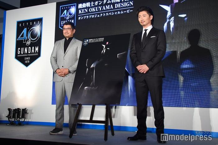 奥山清行氏、EXILE MAKIDAI (C)モデルプレス
